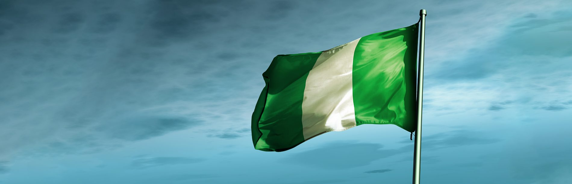 Federal Republic of Nigeria Flag