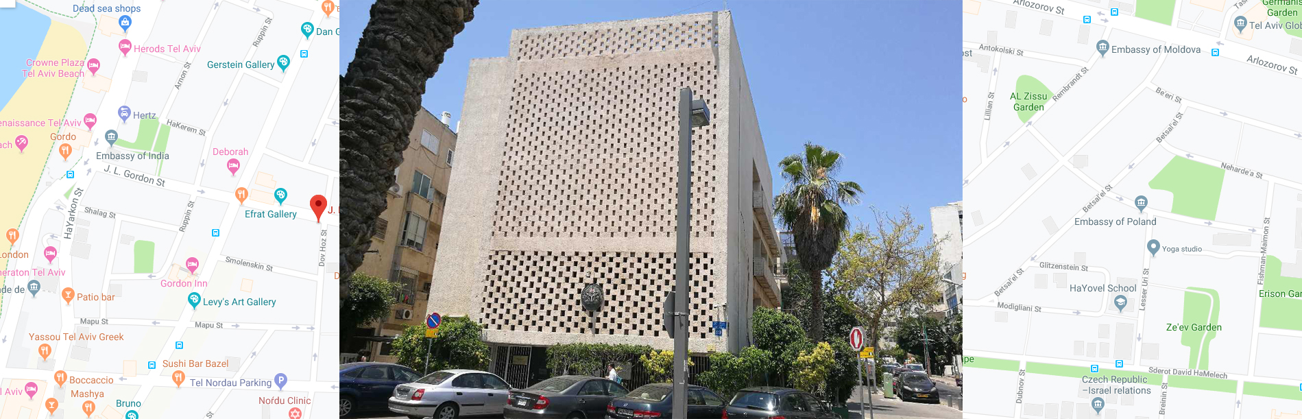 Embassy of Nigeria, Tel Aviv